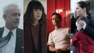"Tom Hanks dans ""Sully"", Isabelle Adjani dans ""Carole Matthieu"", Joseph Gordon-Levitt dans ""Snowden"" et Sidse Babett Knudsen dans ""La Fille de Brest"""