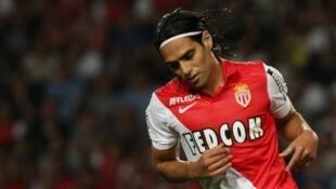 Radamel Falcao quitte l'AS Monaco par la petite porte