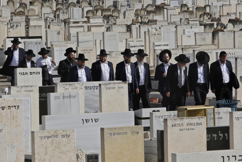 israel-graves