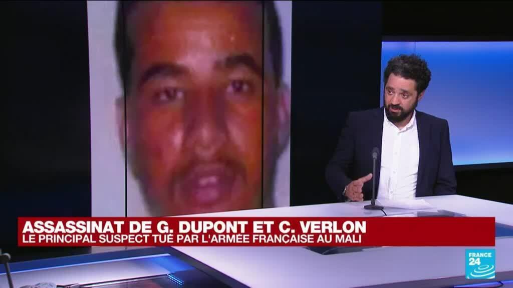 2021-06-11 16:01 Mali : le principal suspect dans l'assassinat de G. Dupont et C. Verlon tué par l'armée française