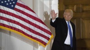 Donald Trump a énoncé les six premiers chantiers auxquels il s'attaquerait en arrivant à la Maison Blanche.