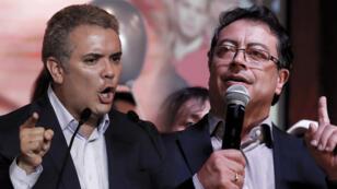 Lo que se espera en las tres semanas de contienda que quedan desde este 27 de mayo es la lucha frontal entre Iván Duque y Gustavo Petro.