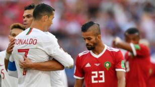 Cristiano Ronaldo, une nouvelle fois décisif avec le Portugal.