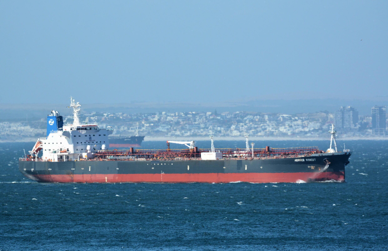 Mercer Street ship