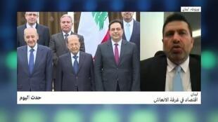 وزير الطاقة والمياه اللبناني