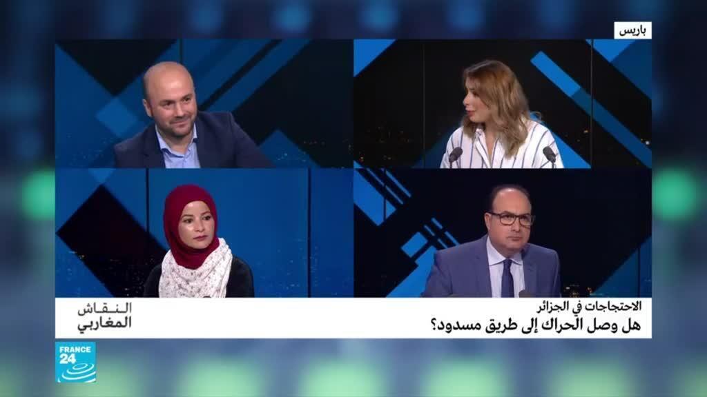 2019-11-02 01:16 النقاش المغاربي حرك الجزائر