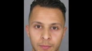 Portrait de Salah Abdeslam diffusé par la police française à la suite des attentats du 13 novembre.