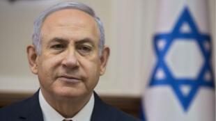 Le Premier ministre israélien Benjamin Netanyahou a annoncé son intention de suspendre l'aide aux Palestiniens en raison des allocations accordées par l'Autorité palestinienne aux familles de prisonniers auteurs d'attentats.