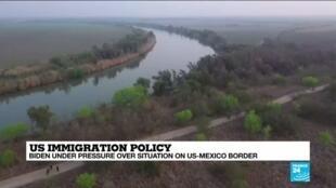 2021-03-22 15:04 Analysis: Biden under pressure over southern border immigration
