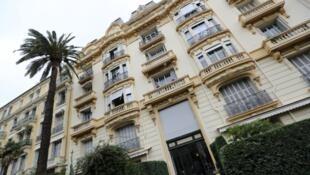 Photo de la résidence de la Jacqueline Veyrac, enlevée en plein jour près de chez elle, lundi.