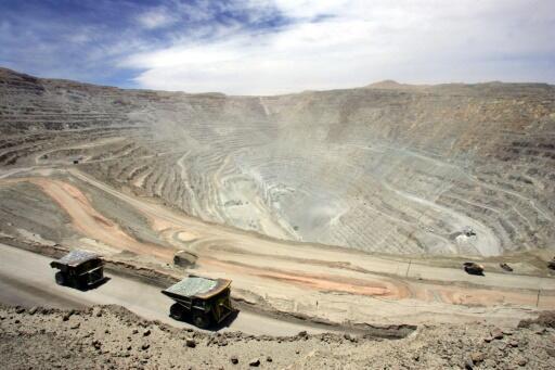 La minería, junto con la actividad industrial, impulsó el crecimiento del PBI chileno en el segundo trimestre