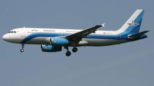 طائرة تابعة لشركة طيران كوجاليمافيا الروسية