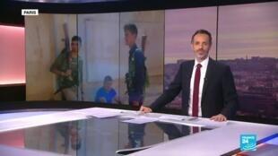 2019-10-25 09:39 'Only death can make us leave', Kurdish civilian in Kobane tells FRANCE 24