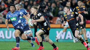 New Zealand has been playing a domestic version of Super Rugby in front of large crowds