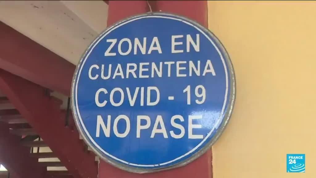 2021-08-05 10:33 Covid-19 à Cuba : augmentation des infections liées au variant Delta