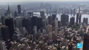 2020-09-09 10:11 Covid-19 : les lieux touristiques de New York rouvrent au public