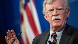 US National Security Advisor John Bolton is expected to discuss with Turkish officials the planned US withdrawal from Syria