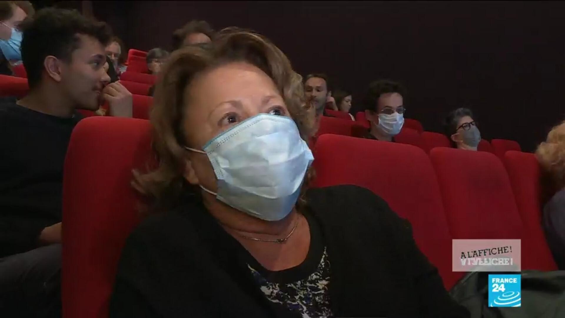 Cinémas réouverture France
