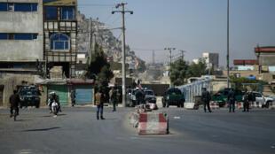 Durante las últimas semanas, muchos civiles se han visto afectados por el aumento de la violencia en la ciudad de Kabul. Foto Archivo 21 de agosto 2018.