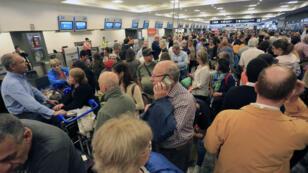 Pilotos en Argentina frenan su huelga. La paralización iba a afectar a 96.000 personas que tenían previsto viajar.