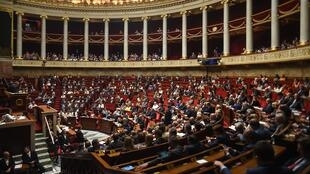 Photo de l'Assemblée nationale le 4 juin 2019