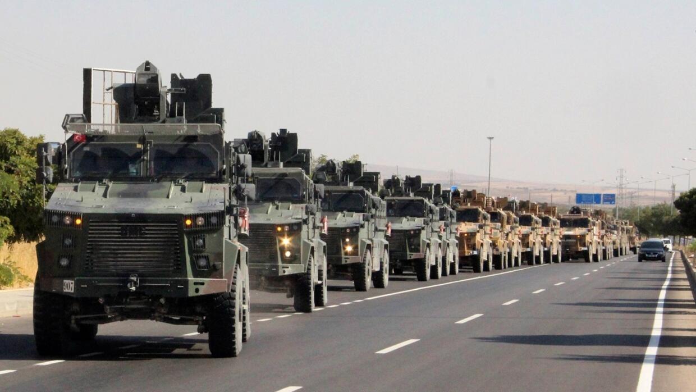 دمشق تتعهد بالتصدي للعملية العسكرية التركية ضد الأكراد في شمال البلاد