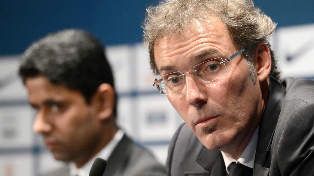 L'avenir de Laurent Blanc est en balance si on en croit les paroles du président du PSG.