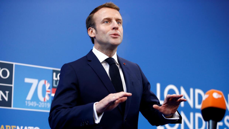 Macron aims to revive Ukraine peace process at Paris summit