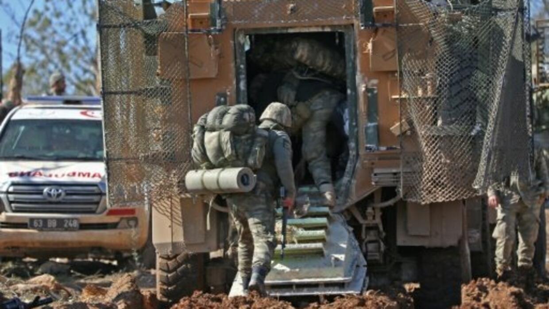 واشنطن تعلن عدم معارضتها للعملية العسكرية التركية شمال سوريا