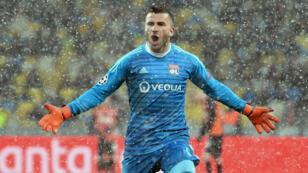 Sous la neige, l'OL a souffert face au Chakhtior Donetsk.