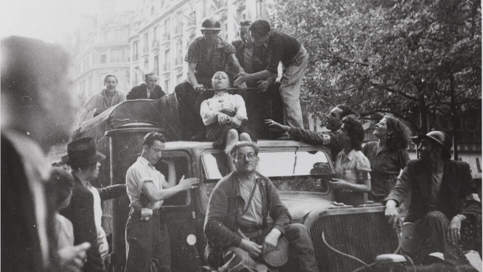 75 Años De La Liberación De París De La Batalla A Los Símbolos