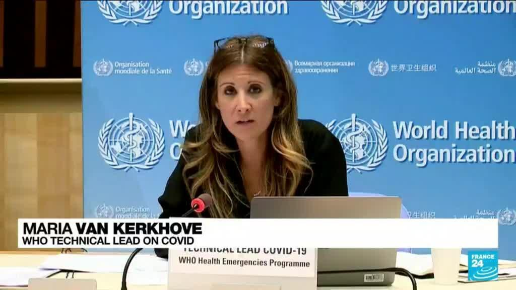 2021-10-14 10:05 'Last chance': WHO unveils new team to investigate coronavirus origins