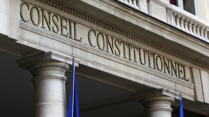 المجلس الدستوري الفرنسي.