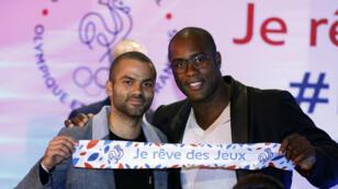 Tony Parker et Teddy Riner sont les deux favoris pour devenir le porte-drapeau de la délégation française aux Jeux de Rio.