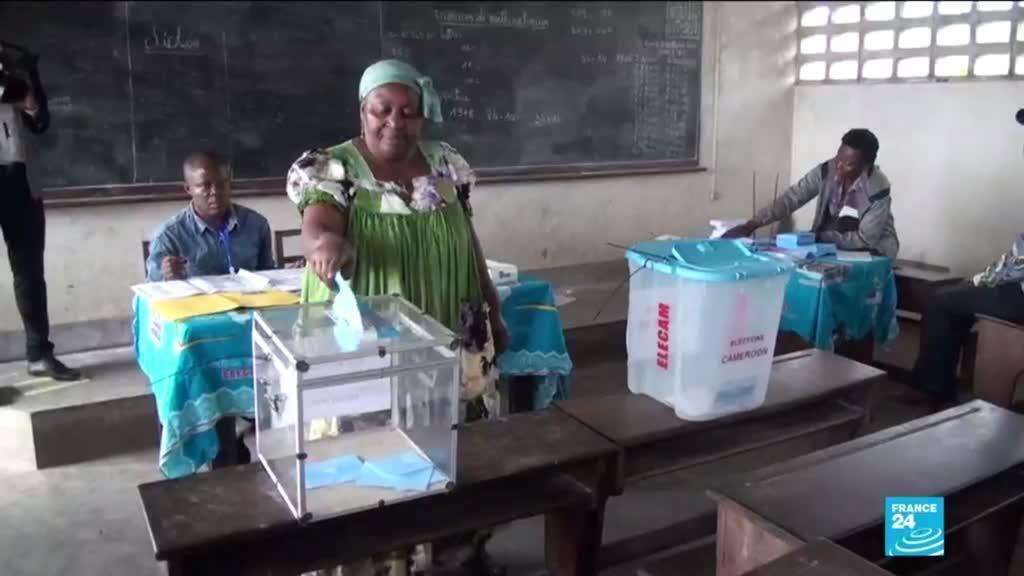 2020-02-10 10:02 Elections législatives au Cameroun : Un taux de participation plus faible que jamais