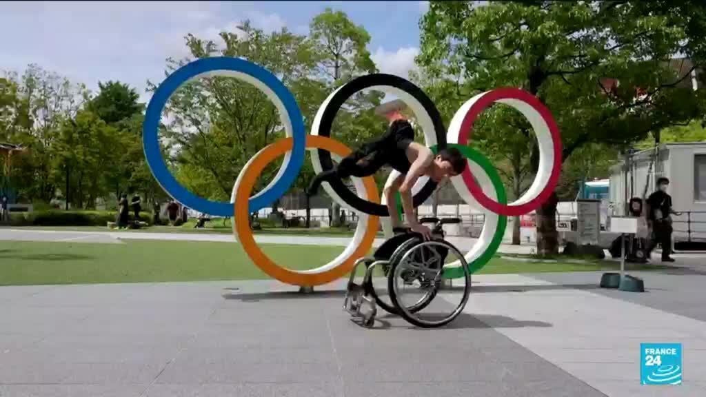 2021-08-24 12:12 Tokyo Paralympics: Meet Japanese wheelchair dancer Kenta Kambara