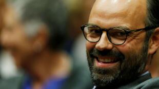 Le député Édouard Philippe figure parmi les parlementaires les moins actifs à l'Assemblée nationale.