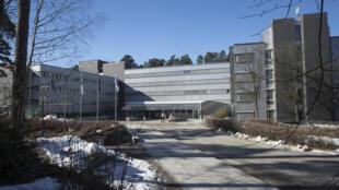 La sede del grupo noruego de aluminio Norsk Hydro en Oslo, en una imagen del 19 de marzo de 2019