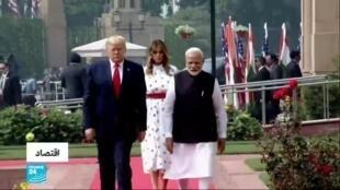 2020-02-26 18:47 ترامب في الهند: نجاح دفاعي وفشل تجاري