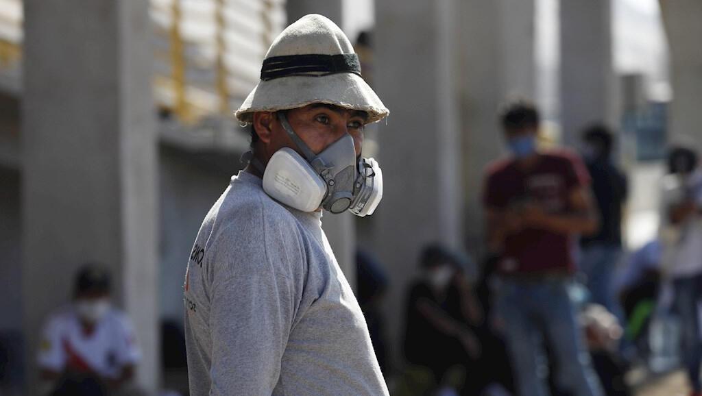 El estado de emergencia en Perú por el Covid-19 lleva más de un mes al 22 de abril de 2020.