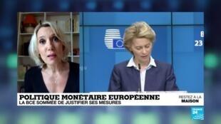 2020-05-05 18:12 La justice allemande somme la BCE de justifier son programme anti-crise