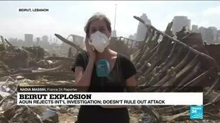 Lebanon: Beirut blast deals fresh blow to a government struggling with popular discontent