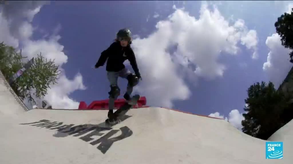 2021-07-20 16:13 JO de Tokyo : le skate, nouveau sport olympique