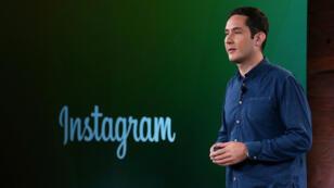 Kevin Systrom, l'un des fondateurs d'Instagram, le 20 juin 2013 à Menlo Park, en Californie.