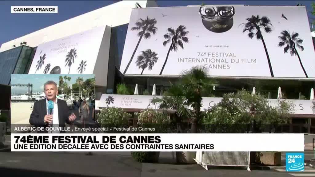 2021-07-06 09:02 74ème Festival de Cannes : une édition décalée avec des contraintes sanitaires