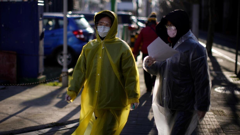 Le bilan de l'épidémie de Covid-19 dépasse les 1800 morts en Chine continentale