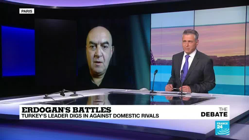 2021-04-26 19:45 Yavuz Baydar: 'the Central Bank was the final institution Erdogan had his eyes on'