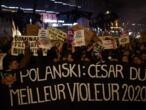 'Shame' and 'Disgust': Polanski's César award reignites #MeToo in France