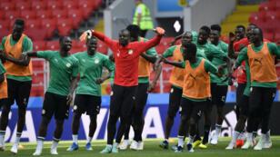 Le Sénégal débute sa Coupe du monde contre la Pologne, mardi 19 juin, à Moscou.