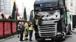 L'attaque au camion du marché de Noël à Berlin a fait douze morts et 48 blessés.